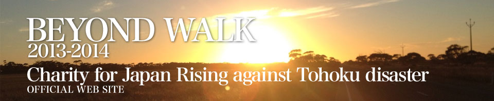 BEYOND WALK 2013-2014